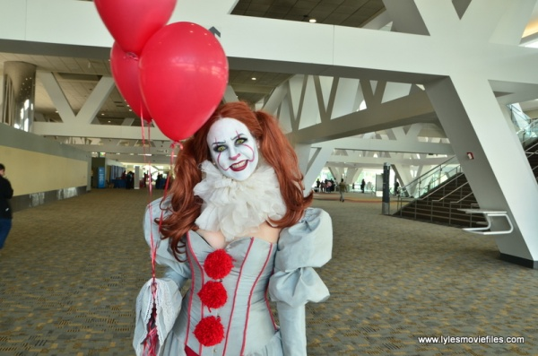 Baltimore Comic Con 2018 cosplay - Pennywise