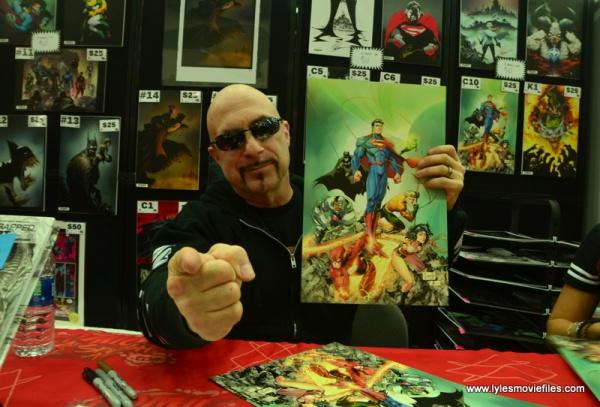 Baltimore Comic Con 2018 creators - Greg Capullo