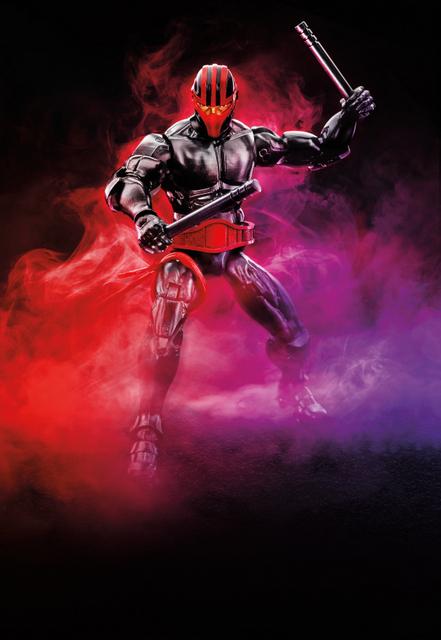 Marvel Legends Series 6-inch Night Thrasher Figure (Spider-Man, Wave 1)