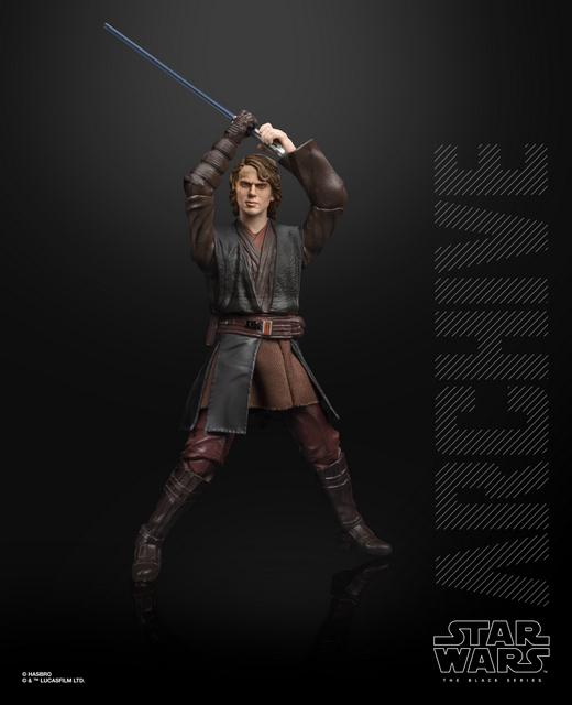 Star Wars Archive Anakin Figure (2)