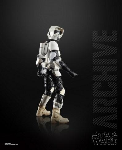 Star Wars Archive Scout Trooper Figure (2)