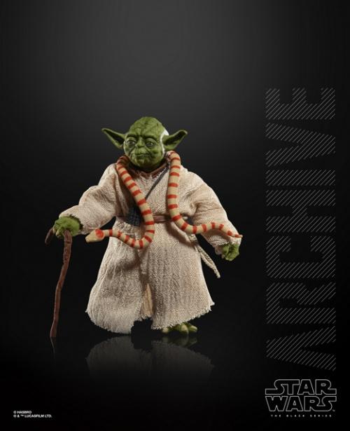 Star Wars Archive Yoda Figure