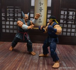 Storm Collectibles Heihachi Mishima figure review -power thrust to ryu