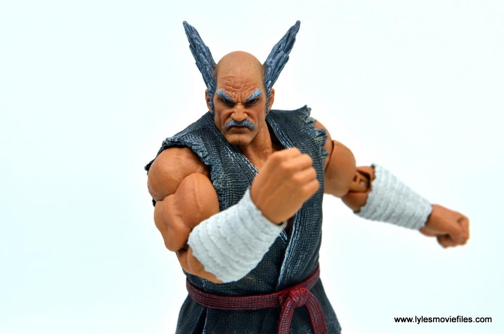 Storm Collectibles Tekken 7 Heihachi Mishima Figure Review Lyles