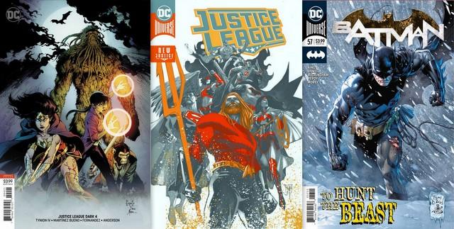 dc comics reviews 10/17/18
