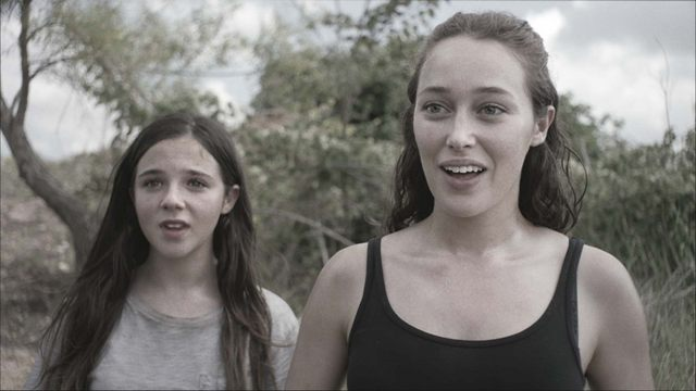 fear the walking dead mm 54 review - charlie and alicia