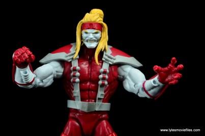 marvel legends omega red figure review - no tendrils