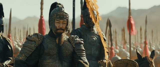 the great battle movie review Sung-woong Park
