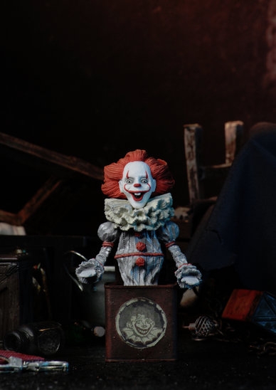 IT accessory pack – pennywise jack in the box