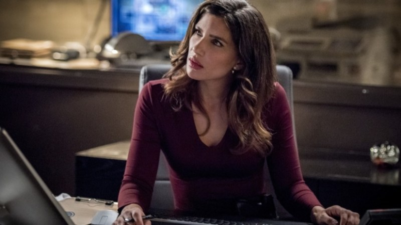 arrow level two review - dinah