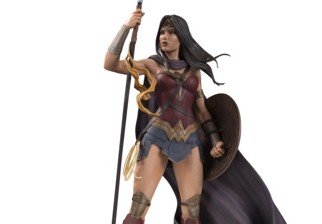 dc collectibles november 2018 wonder woman frison