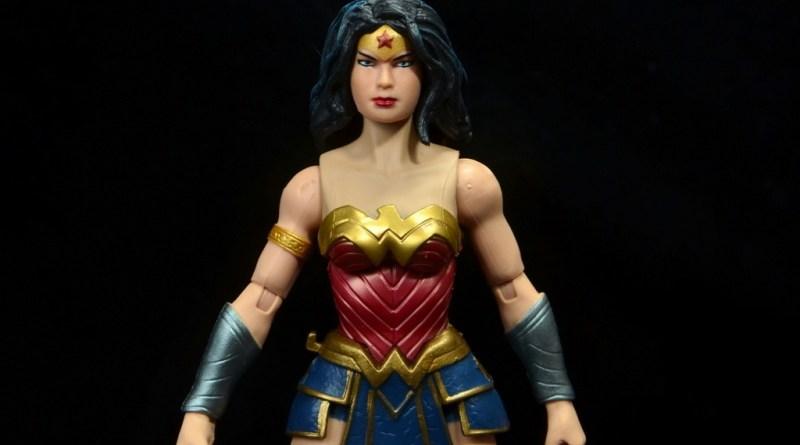 dc multiverse wonder woman figure review - main pic