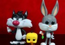 funko pop bugs bunny sylvester and tweety figure review -main pic