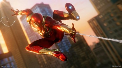 marvels-spider-man-city-that-never-sleeps-turf-wars-iron spider-man suit