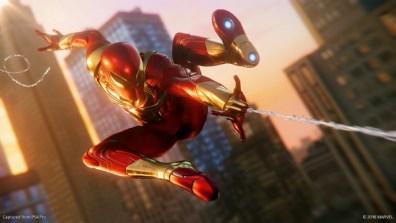 marvels-spider-man-city-that-never-sleeps-turf-wars-iron spider-man suit