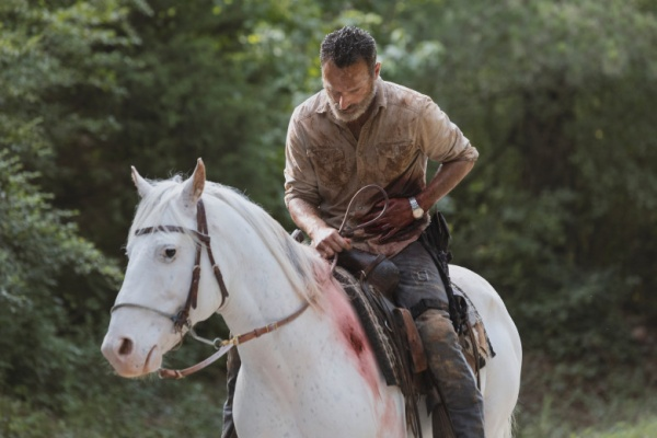 the walking dead what comes after review -rick grimes