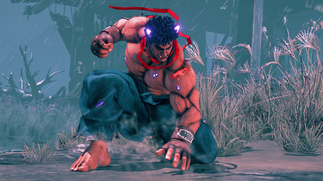 street fighter v kage crouch