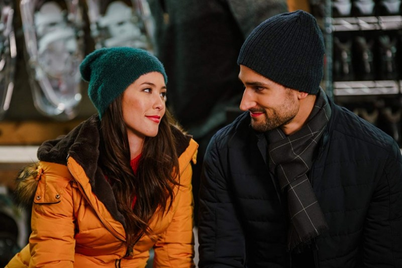 christmas with a view - kaitlyn leeb and scott cavalheiro