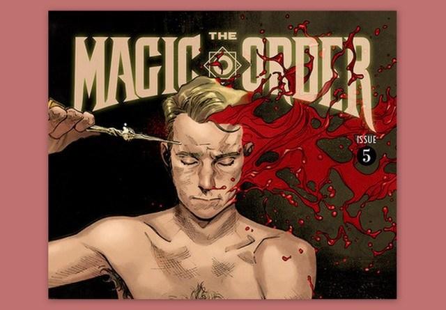 magic order #5