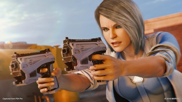 spider-man silver lining dlc - silver sable