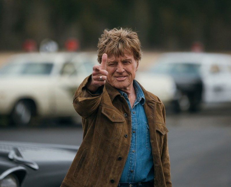 the old man and the gun movie review - robert redford