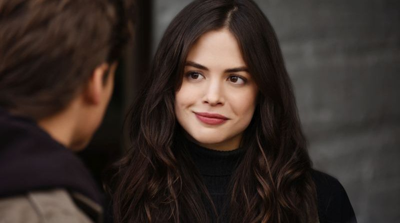 titans donna troy review - conor leslie as donna