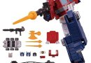 transformers masterpiece edition MP-44 Optimus Prime figure - collage
