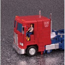 transformers masterpiece edition MP-44 Optimus Prime figure -spike