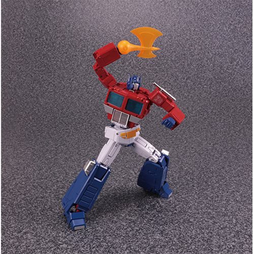 transformers masterpiece edition MP-44 Optimus Prime figure -with energy axe