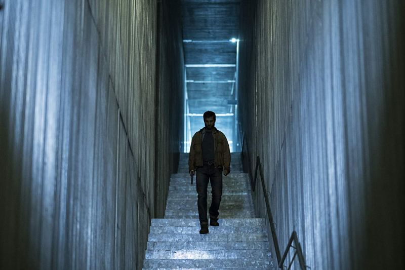 upgrade movie review - grey trace