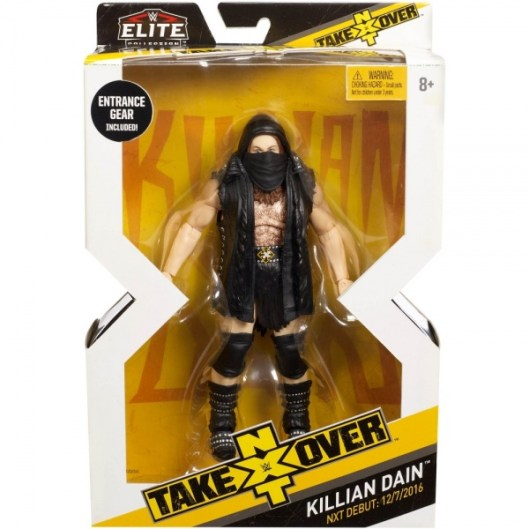 wwe elite nxt takeover series 4 killian dane package front