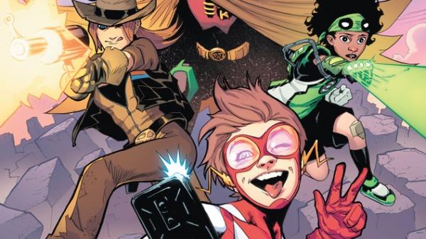 Dc comics reviews 1/9/19