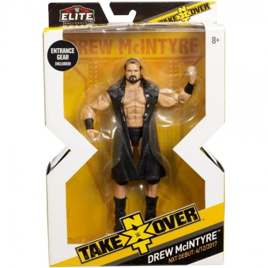 wwe elite nxt takeover series 4 drew mcintyre package front