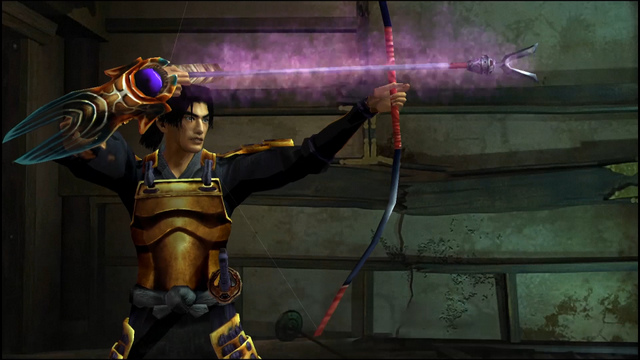 Onimusha Warlords Samanosuke_Arrow