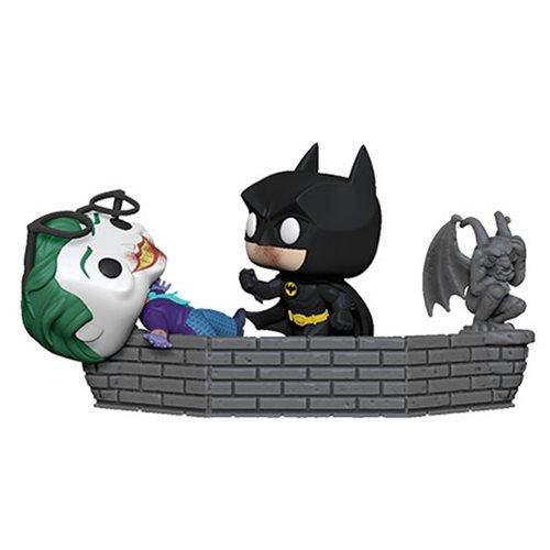 funko pop batman movie moment batman and joker