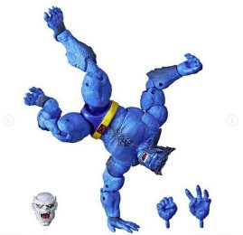 marvel legends x-men build-a-caliban loose - beast
