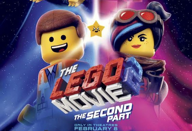 the lego movie 2 the second part giveaway
