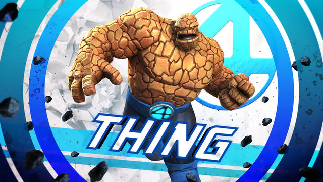 the thing marvel contest of champions