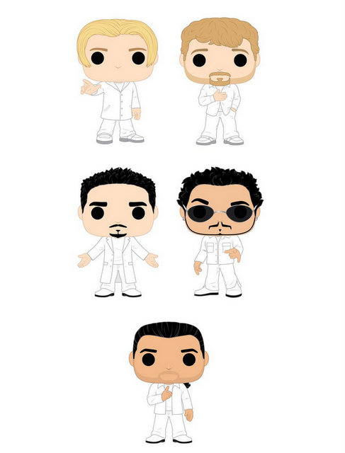 Backstreet Boys Pop! Funko