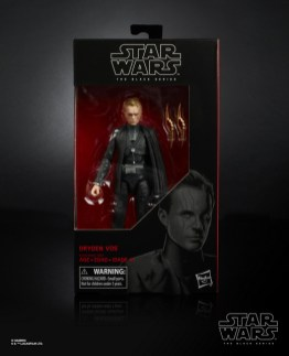Star Wars The Black Series Dryden Vos in pck