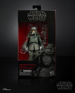 Star Wars The Black Series Han Solo (Mimban) in pck