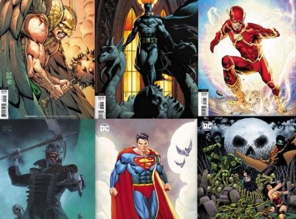 dc comics 2/13/19