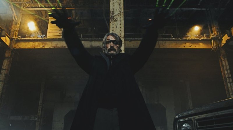 polar movie review - mads mikkelsen