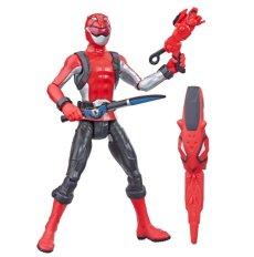 power rangers beast morphers red ranger accessories