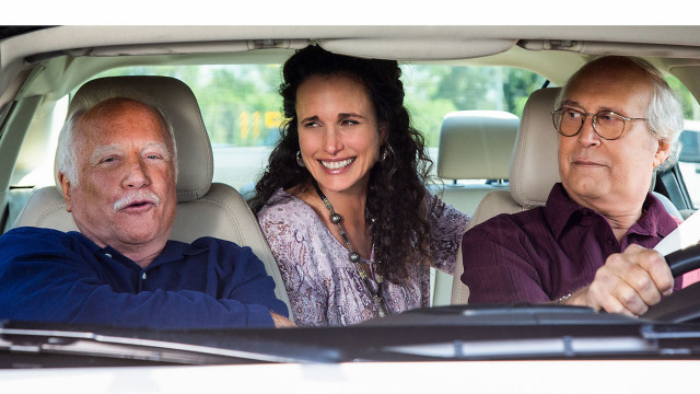 the-last-laugh-review-richard-dreyfuss-andie-macdowell-and-chevy-chase