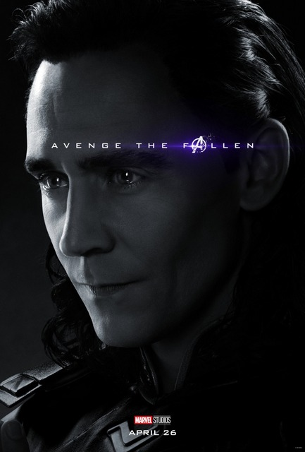 Image result for loki the fallen poster