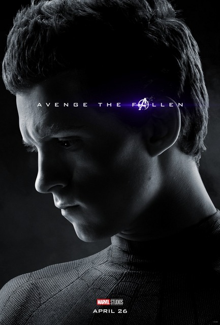 Image result for spiderman the fallen poster