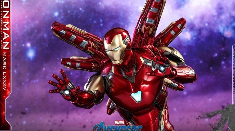 hot toys avengers endgame iron man mark LXXXV figure -main pic