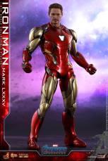 hot toys avengers endgame iron man mark LXXXV figure -unmasked