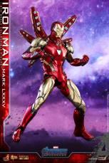 hot toys avengers endgame iron man mark LXXXV figure -wide blast